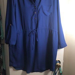 Red Dress Boutique Dresses - NWOT blue dress